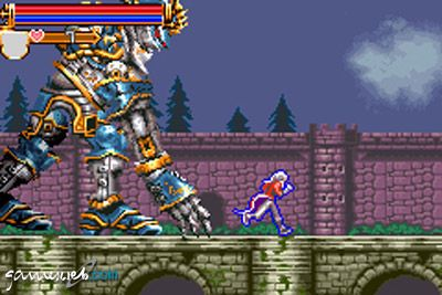 Castlevania: Circle of the Moon - Screenshots - Bild 2