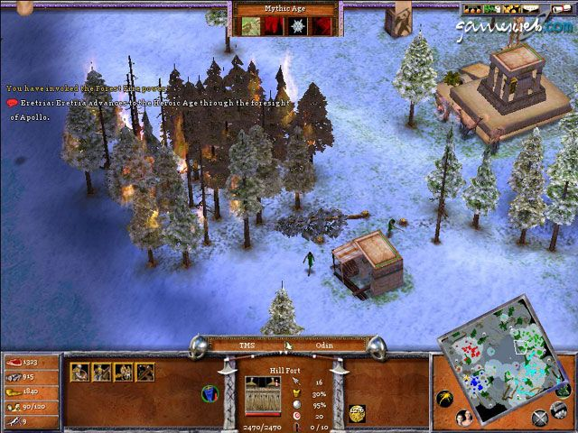 Age of Mythology - Screenshots - Bild 23