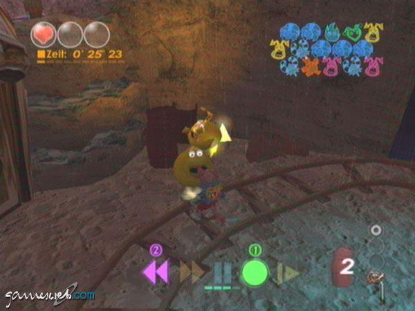 Blinx: The Time Sweeper - Screenshots - Bild 11