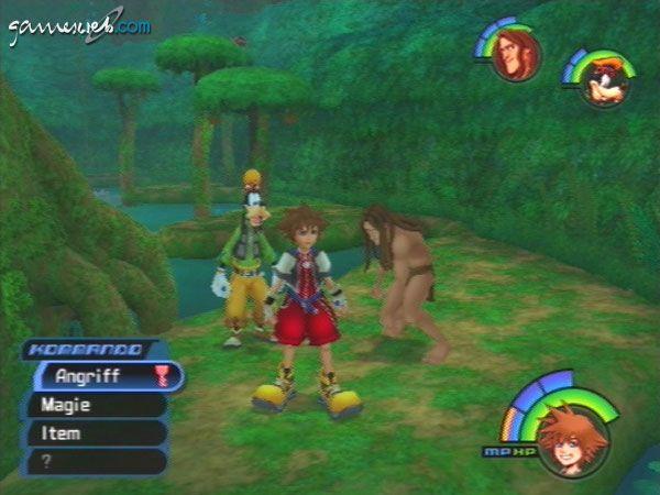 Kingdom Hearts - Screenshots - Bild 19