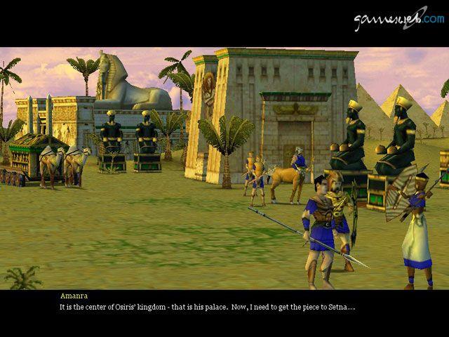 Age of Mythology - Screenshots - Bild 22