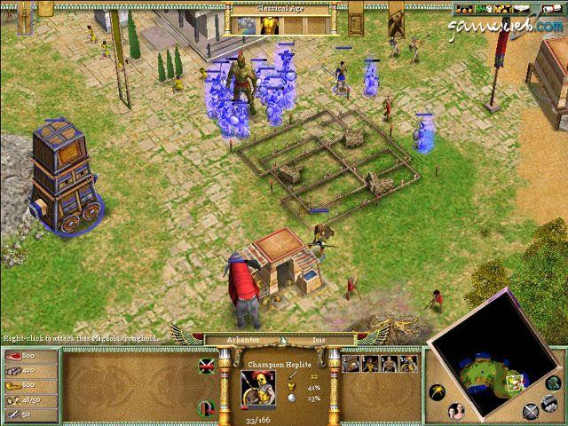 Age of Mythology - Screenshots - Bild 6