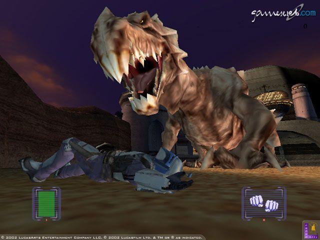 Star Wars Bounty Hunter  Archiv - Screenshots - Bild 15