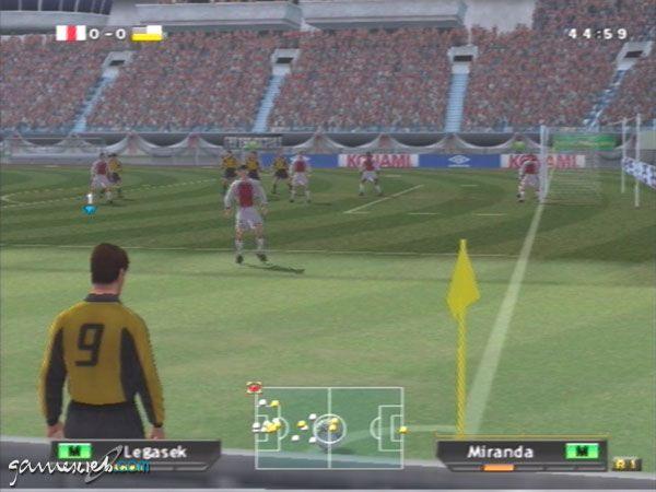 Pro Evolution Soccer 2 - Screenshots - Bild 8