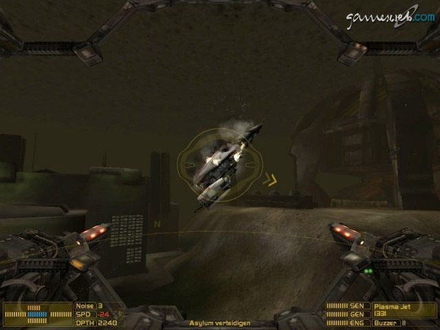 AquaNox 2: Revelation - Screenshots - Bild 21