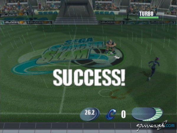 Sega Soccer Slam - Screenshots - Bild 17