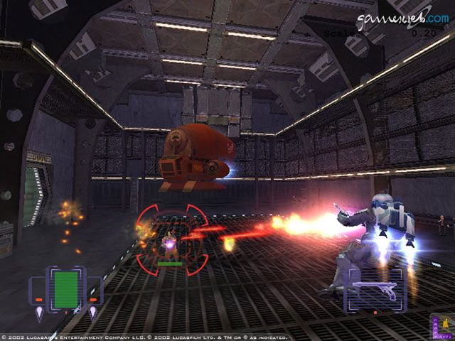 Star Wars Bounty Hunter  Archiv - Screenshots - Bild 12
