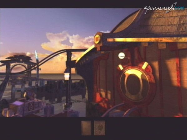 Myst III: Exile - Screenshots - Bild 17