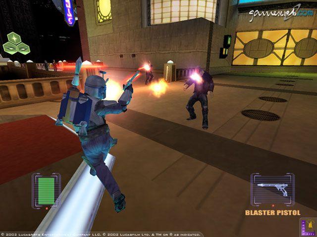 Star Wars Bounty Hunter  Archiv - Screenshots - Bild 8