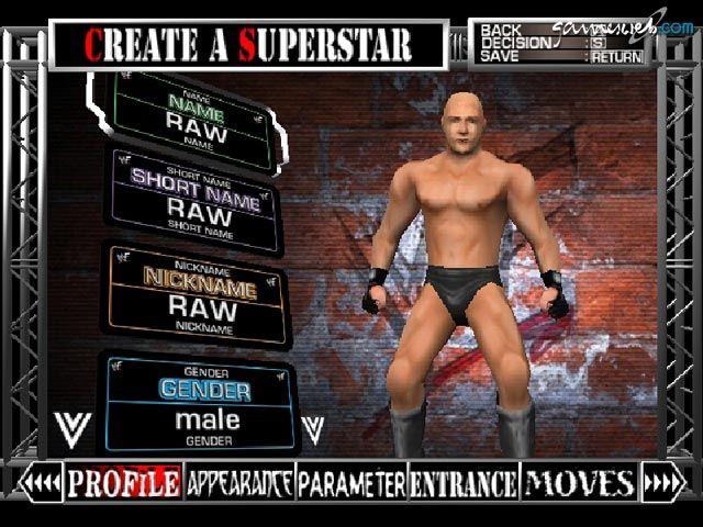 WWF Raw - Screenshots - Bild 19