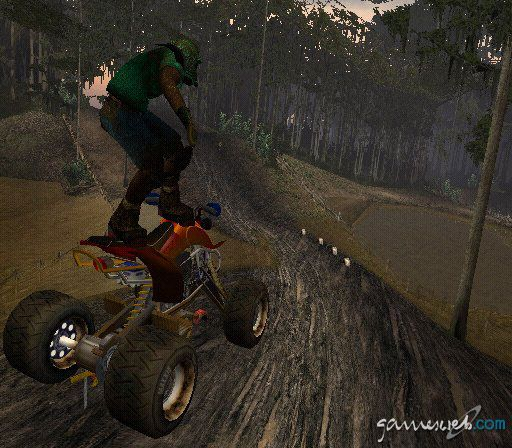 ATV: Quad Power Racing 2  Archiv - Screenshots - Bild 22