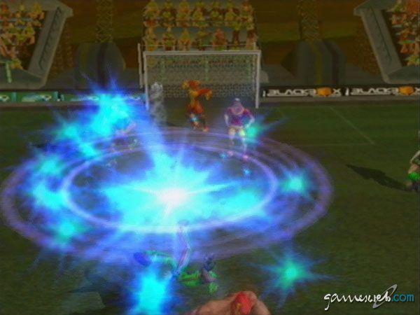 Sega Soccer Slam - Screenshots - Bild 4