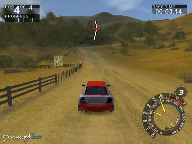 Rallisport Challenge - Screenshots - Bild 6