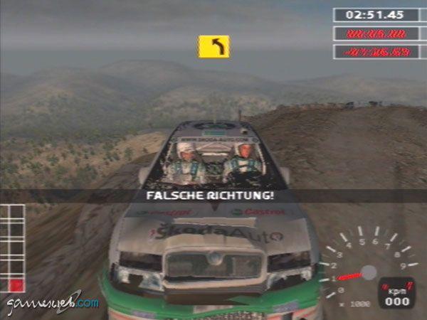 WRC 2 Extreme - Screenshots - Bild 7