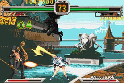 Guilty Gear X: Advance Edition - Screenshots - Bild 3