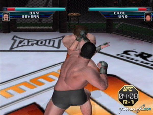 UFC: Throwdown - Screenshots - Bild 12
