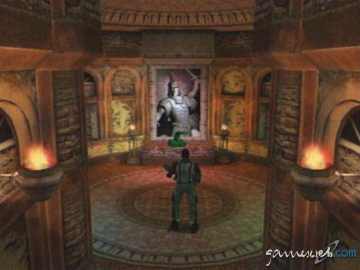 Eternal Darkness - Screenshots - Bild 3