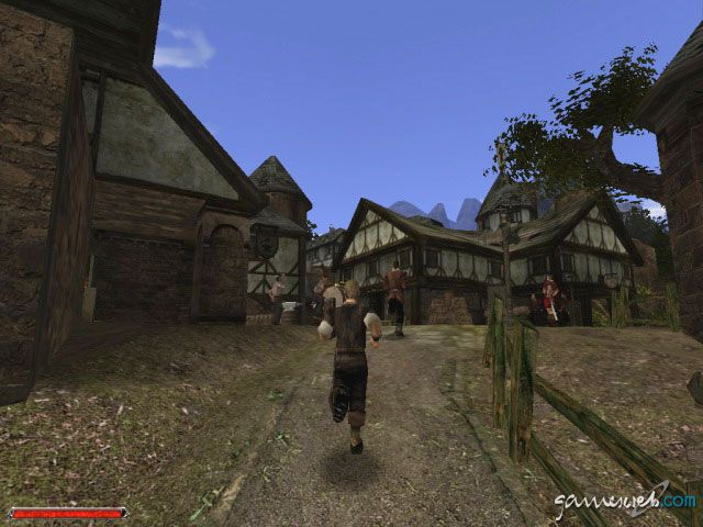 Gothic 2 - Screenshots - Bild 8