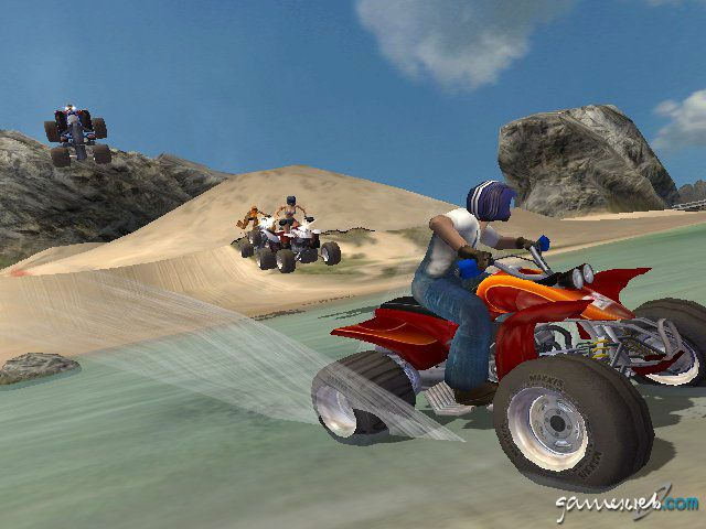 ATV: Quad Power Racing 2  Archiv - Screenshots - Bild 40