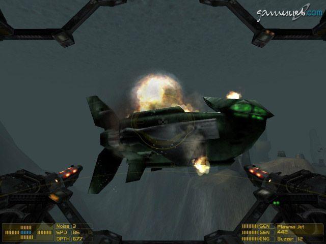 AquaNox 2: Revelation - Screenshots - Bild 3