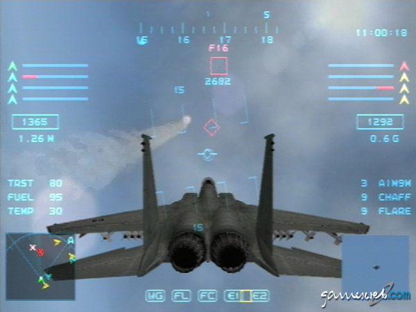 Lethal Skies - Screenshots - Bild 3