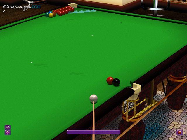 World Championship Snooker 2003  Archiv - Screenshots - Bild 14