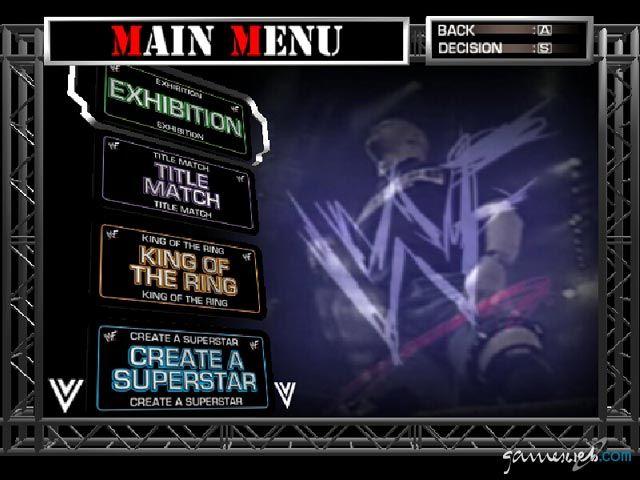 WWF Raw - Screenshots - Bild 2
