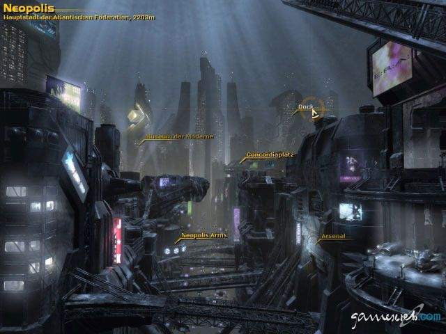 AquaNox 2: Revelation - Screenshots - Bild 4