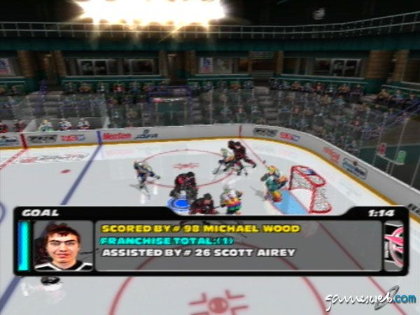 NHL Hitz 20-03 - Screenshots - Bild 5
