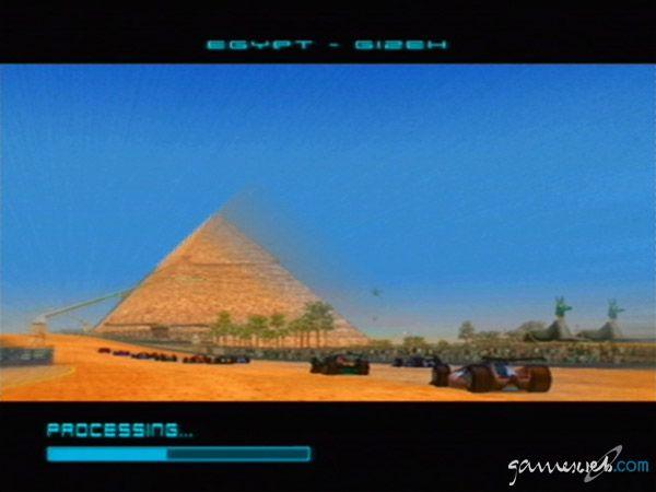 Speed Challenge: Jacques Villeneuve's Racing Vision - Screenshots - Bild 19