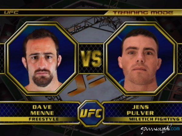UFC: Throwdown - Screenshots - Bild 10