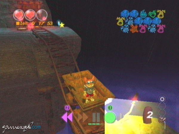 Blinx: The Time Sweeper - Screenshots - Bild 10