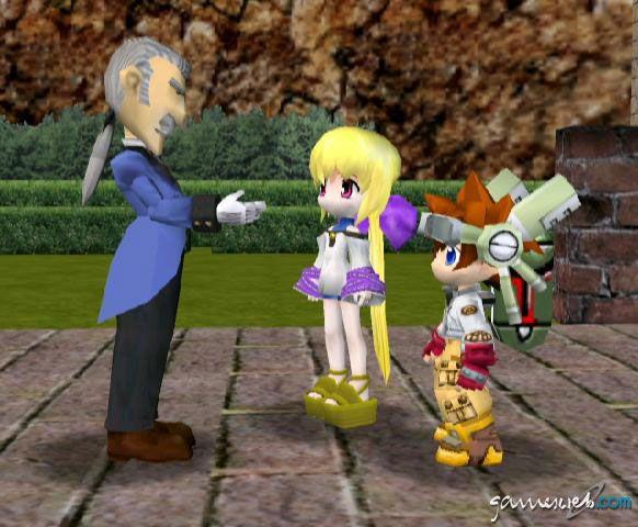 Evolution Worlds  Archiv - Screenshots - Bild 5