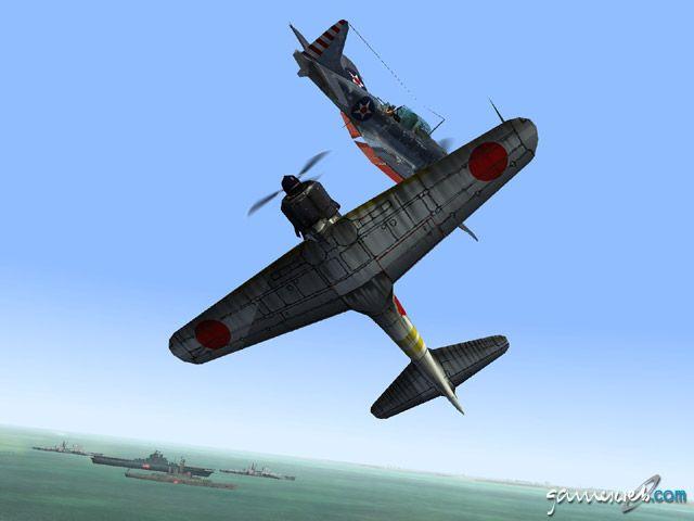 Fighter Ace 3.5  Archiv - Screenshots - Bild 5