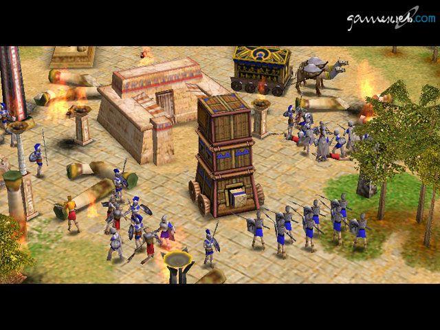 Age of Mythology - Screenshots - Bild 17