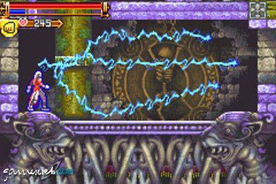 Castlevania: Circle of the Moon - Screenshots - Bild 12