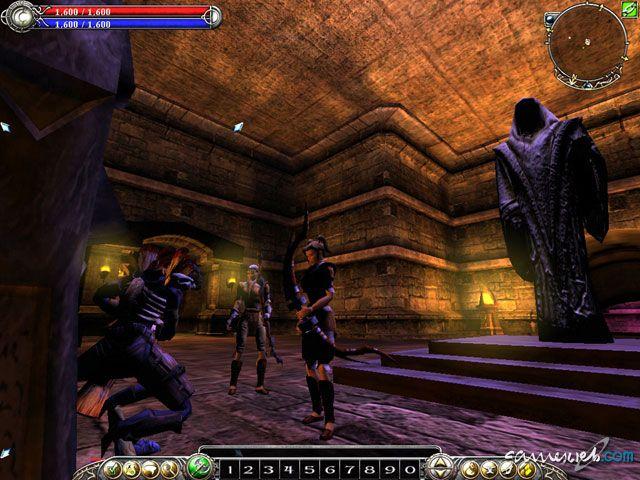 Asheron's Call 2  Archiv - Screenshots - Bild 21
