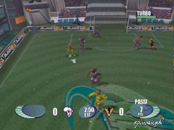 Sega Soccer Slam - Screenshots - Bild 15