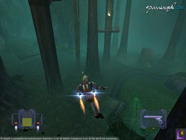 Star Wars Bounty Hunter  Archiv - Screenshots - Bild 13