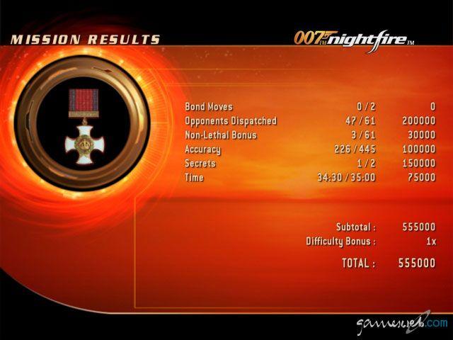 James Bond 007: NightFire - Screenshots - Bild 19