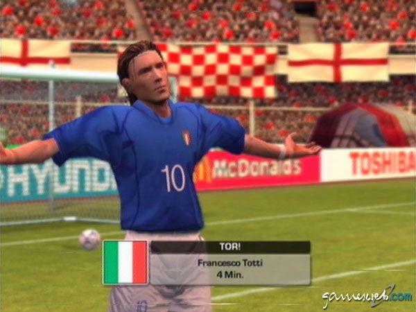FIFA 2003 - Screenshots - Bild 11