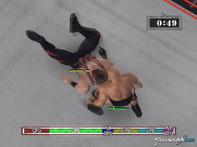WWF Raw - Screenshots - Bild 15