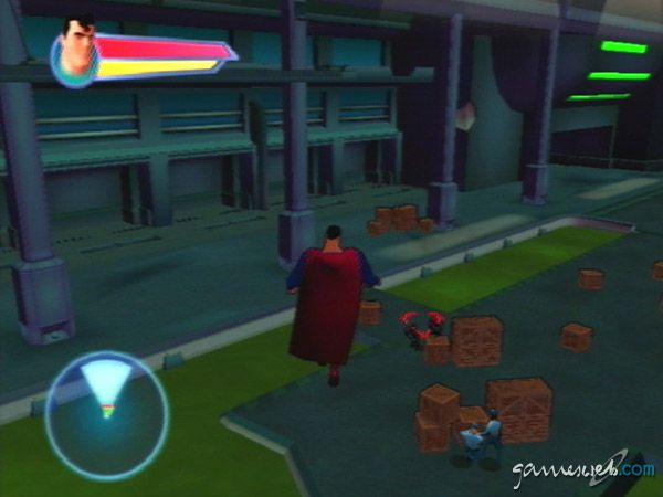 Superman: Shadow Of Apokolips - Screenshots - Bild 9