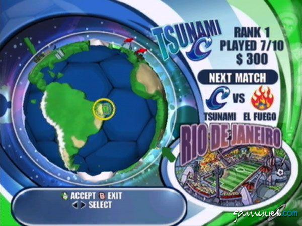 Sega Soccer Slam - Screenshots - Bild 11