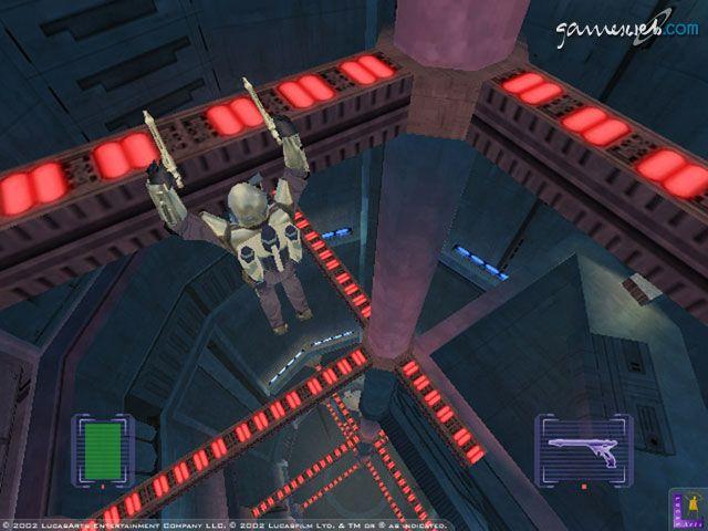Star Wars Bounty Hunter  Archiv - Screenshots - Bild 4