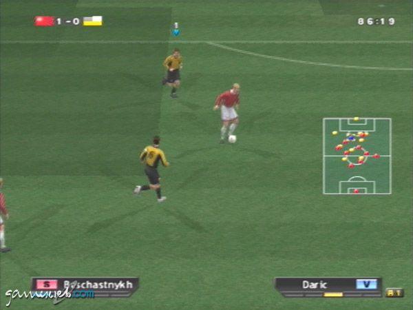 Pro Evolution Soccer 2 - Screenshots - Bild 11