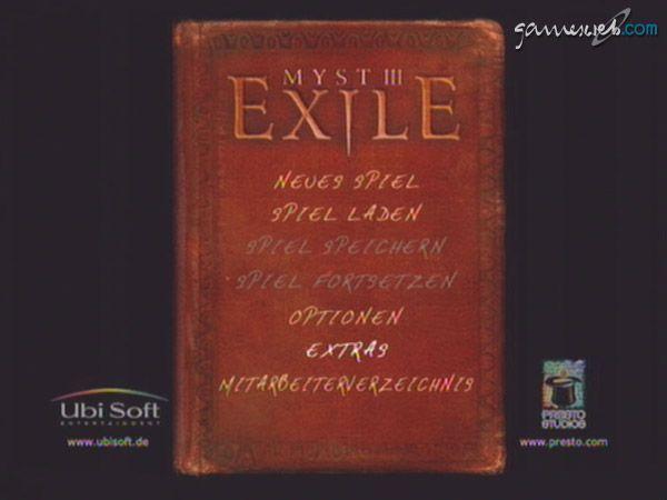 Myst III: Exile - Screenshots - Bild 10