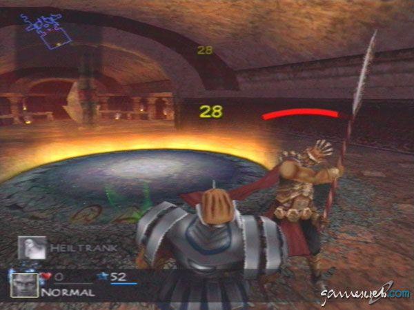 Summoner 2 - Screenshots - Bild 5