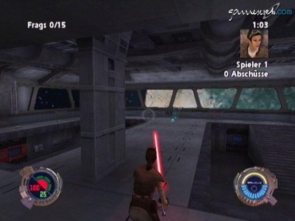 Star Wars Jedi Knight II: Jedi Outcast - Screenshots - Bild 4
