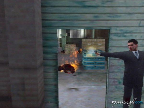 The Getaway - Screenshots - Bild 17